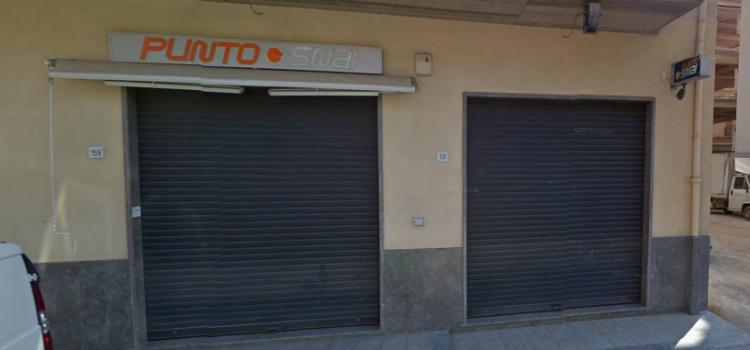 Punto Snai Via Papa Giovanni XXIII, Belmonte Mezzagno